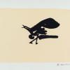 M. Penelope, V. Boccardi (presentazioni di), Venezia: Ieri, Oggi, Domani, cartella di venti opere grafiche, Centro Internazionale della Grafica, Venezia, 1973 (Gabbiano, serigrafia)