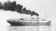 Roma - Turbine ship